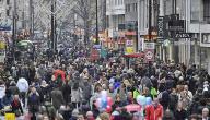 عدد سكان لندن