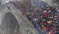 كم يبلغ عدد سكان الصين