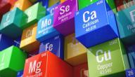 العدد الذري للعناصر