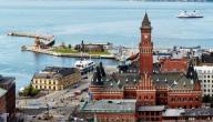 مدينة في السويد شهيرة بمتاحفها