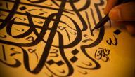 مفهوم اللغة العربية