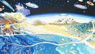 خصائص الأرض التي جعلت منها كوكباً مناسباً للحياة