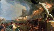 سقوط الامبراطورية الرومانية