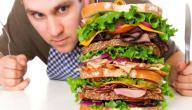 طريقة لزيادة الوزن في أسبوع