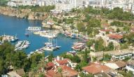 مدينة أنطاليا في تركيا