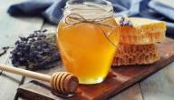 العسل لزيادة الوزن