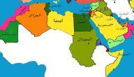 دول العالم العربي