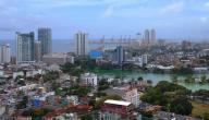مدن سريلانكا