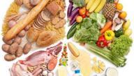 نظام غذائي متوازن