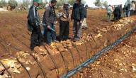 موضوع حول الجفاف بالمغرب