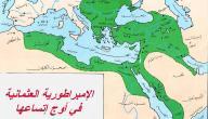 سقوط الإمبراطورية العثمانية