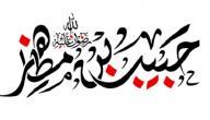حبيب بن مظاهر الاسدي