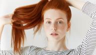 طريقة فرد الشعر طبيعياً