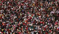 عدد سكان محافظات مصر