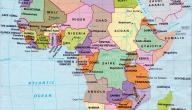 عواصم دول أفريقيا