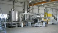 صناعة الطحينة