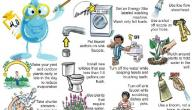 لماذا يجب الترشيد في استهلاك المياه