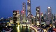 عدد سكان سنغافورة