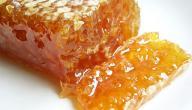 فوائد ومضار شمع العسل
