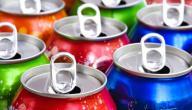 ما سبب حدوث الفوران في المشروبات الغازية