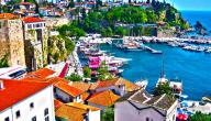 جزر تركيا السياحية