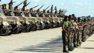 كم عدد الجيش السوري