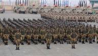 كم عدد الجيش الأمريكي