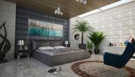 طريقة تزيين غرفة النوم