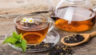 فوائد الشاي الأخضر مع النعناع