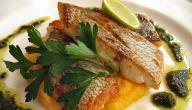طريقة طبخ سمك التونة