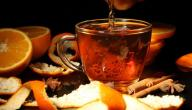 طريقة عمل الشاي