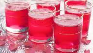 طريقة عمل شراب الورد السوري