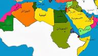 أكبر دولة عربية من حيث عدد السكان