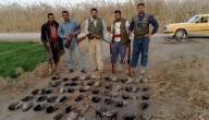 الصيد في العراق