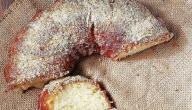 طريقة عمل الكيكة الرملية