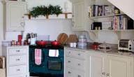 طريقة تزيين المطبخ