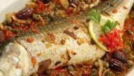 طريقة عمل صينية سمك التونة