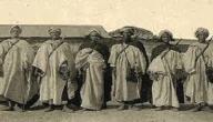 سكان المغرب الاولون