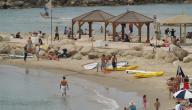شاطئ تل ابيب