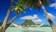 أجمل جزر العالم لشهر العسل