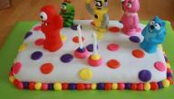 طريقة عمل كيك عيد ميلاد للأطفال