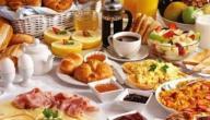 أفضل إفطار صحي