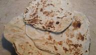 طريقة عمل خبز الشاورما على الصاج
