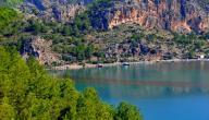 جزيرة مرمريس في تركيا