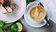 أضرار القهوة بالحليب