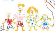 خصائص رسوم الأطفال