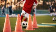 تعليم كرة القدم للصغار