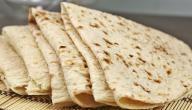 طريقة عمل خبز التاوه