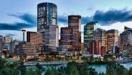 أفضل مدن كندا