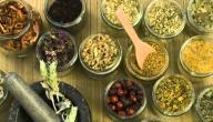 أعشاب تساعد على إنقاص الوزن